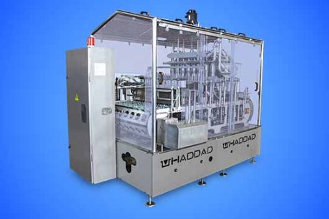 Automatic Linear Cup Filling Machine 8line 95