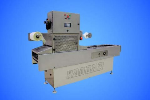 Tray sealer  Machine 2 Lines